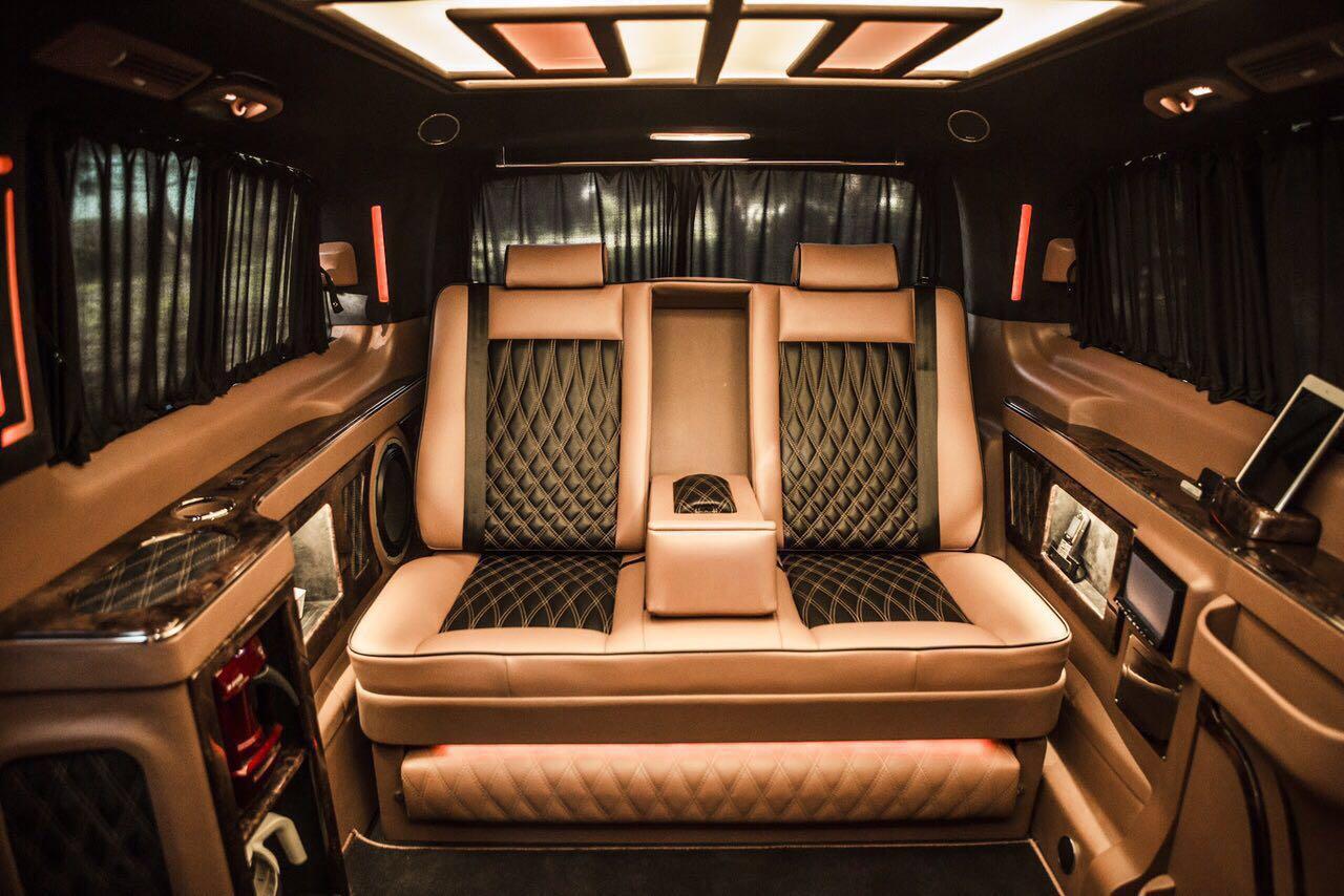 VIP Minibüs Kiralamak